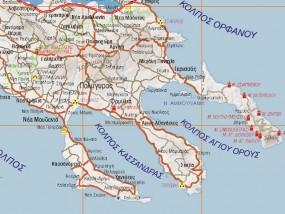 map_chalkidiki