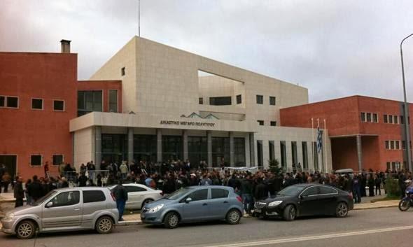 δικαστήρια Πολυγύρου