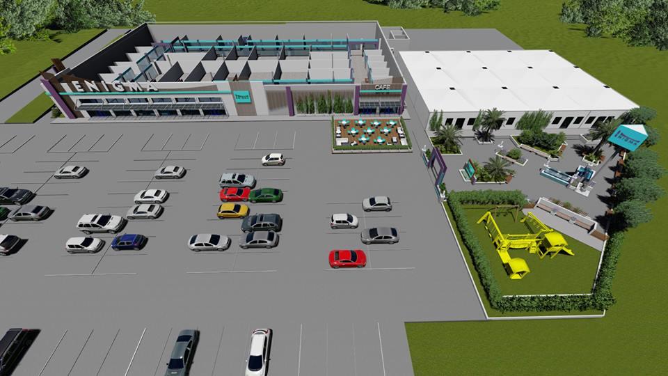 Enigma-Shopping-Center